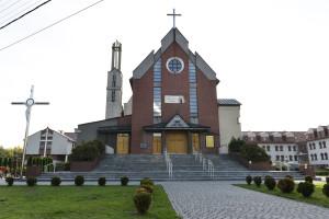 Klooster Maximiliaan Kolbe Oswiecim 02