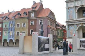 Plein in Poznan